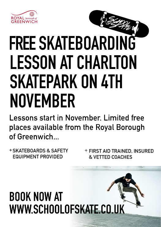 Free skate school