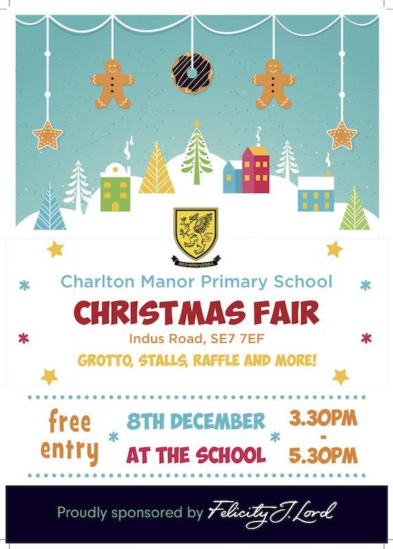 Charlton Manor Christmas fair