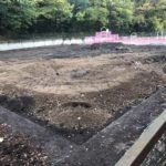 Breaking ground at Bexley pump track