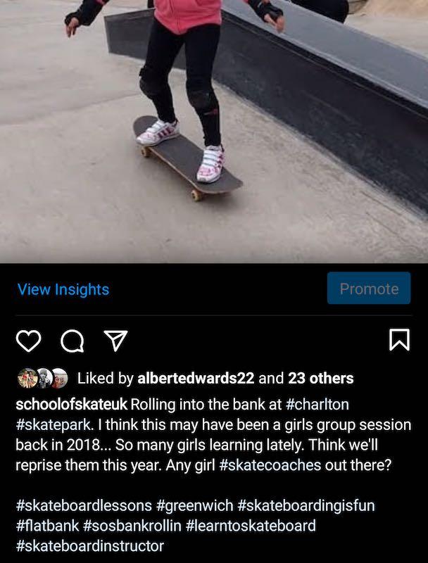 tag skateboard tricks instagram