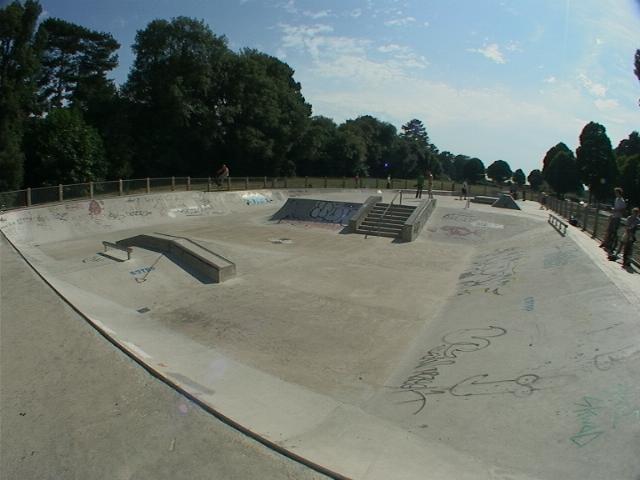 bournemouth skatepark