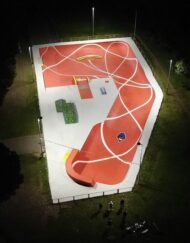 bournemouth skatepark street course