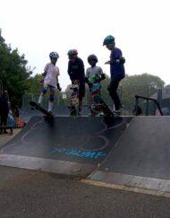 peckham progressing skateboard lessons